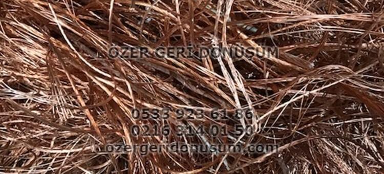 Ataşehir Bakır Hurdacı – 0533 923 61 86 – Pirinç (Sarı) Kablo Demir Hurda