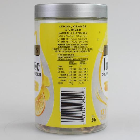 twinings infuse cold
