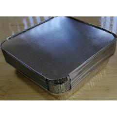 Alfoil trays with lids