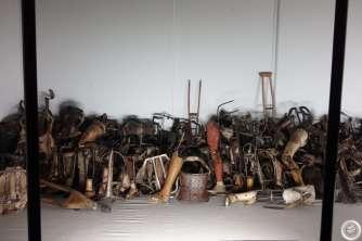 Protezler. Çoğu Alman savaş gazilerine verilirmiş devlet tarafından.