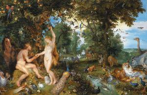 Adem ve Havva söylencesinin Sümer kökleri
