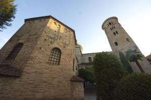 Basilica of Sant'Apollinare Nuovo, Ravenna Italy