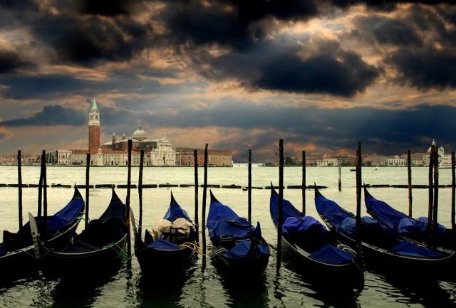 gondola, canale grande, grand canal venice