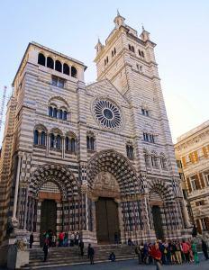 Cattedrale di San Lorenzo, Cenova