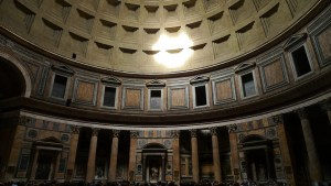 Panteon dome, ROME