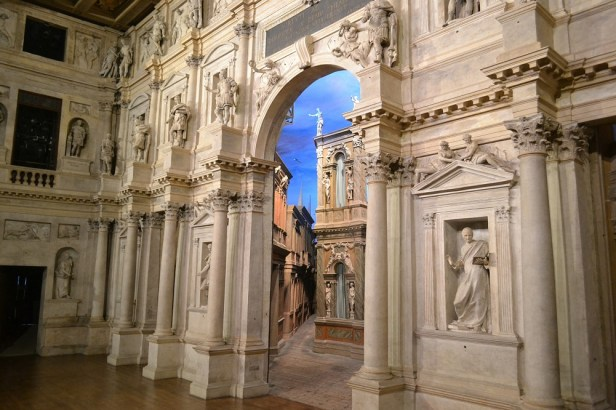 Vicenza Palladio Theatre Italy