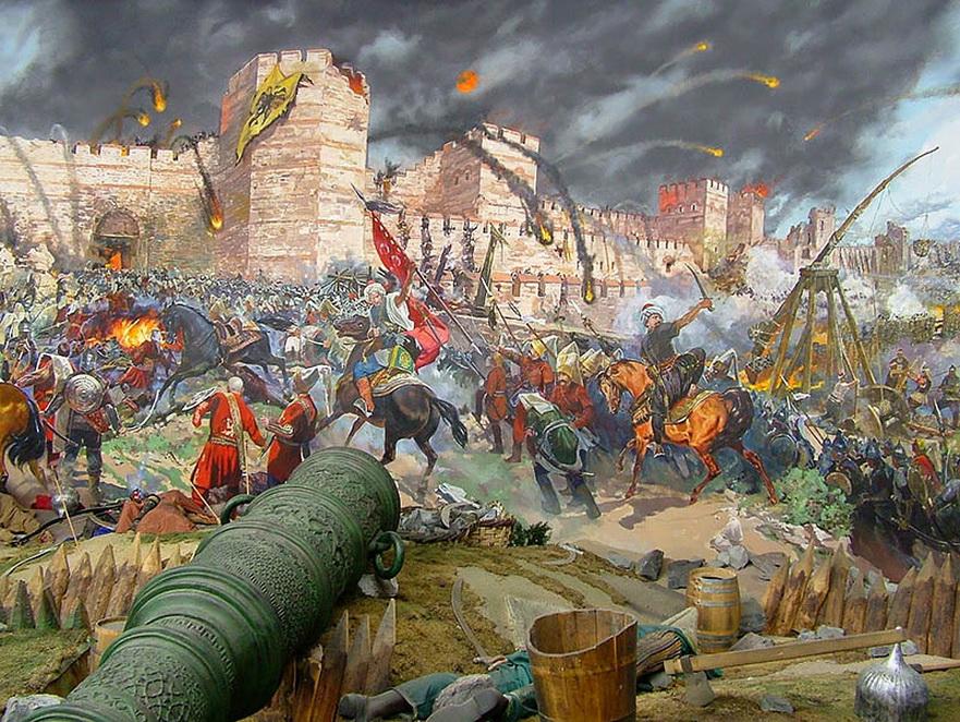 İstanbul'un Fethi, 1453: Konstantinopolis'in Sonu - Özhan Öztürk Makaleleri