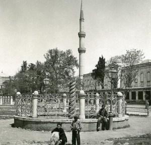 Serpent Column,Serpent Column, Yılanlı Sütun Hippodrome of Constantinople