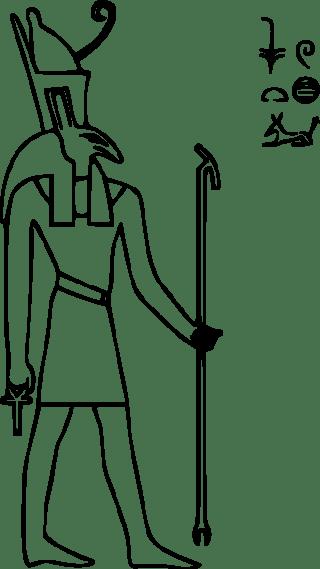 Seth, Sutekh veya Set (Mısır Mitolojisi)