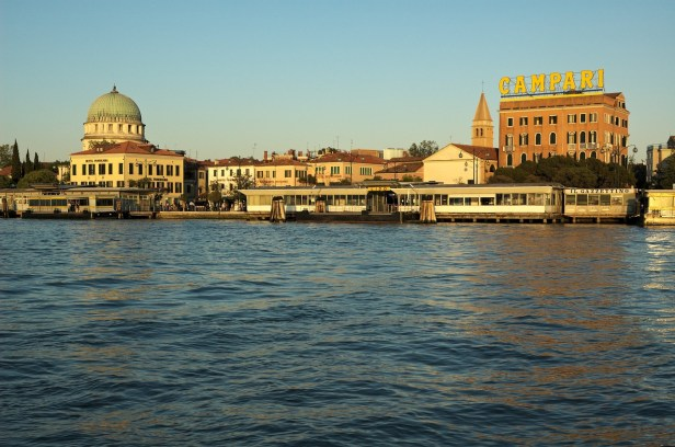 Lido island Venice Italy