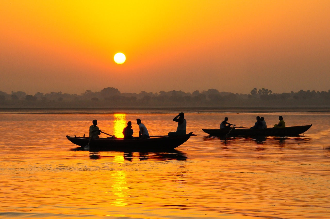 Ganges, India