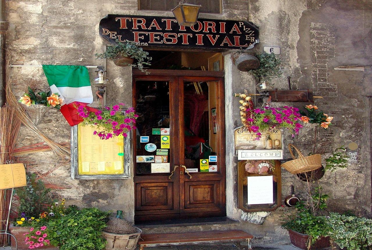 trattorio italy italia