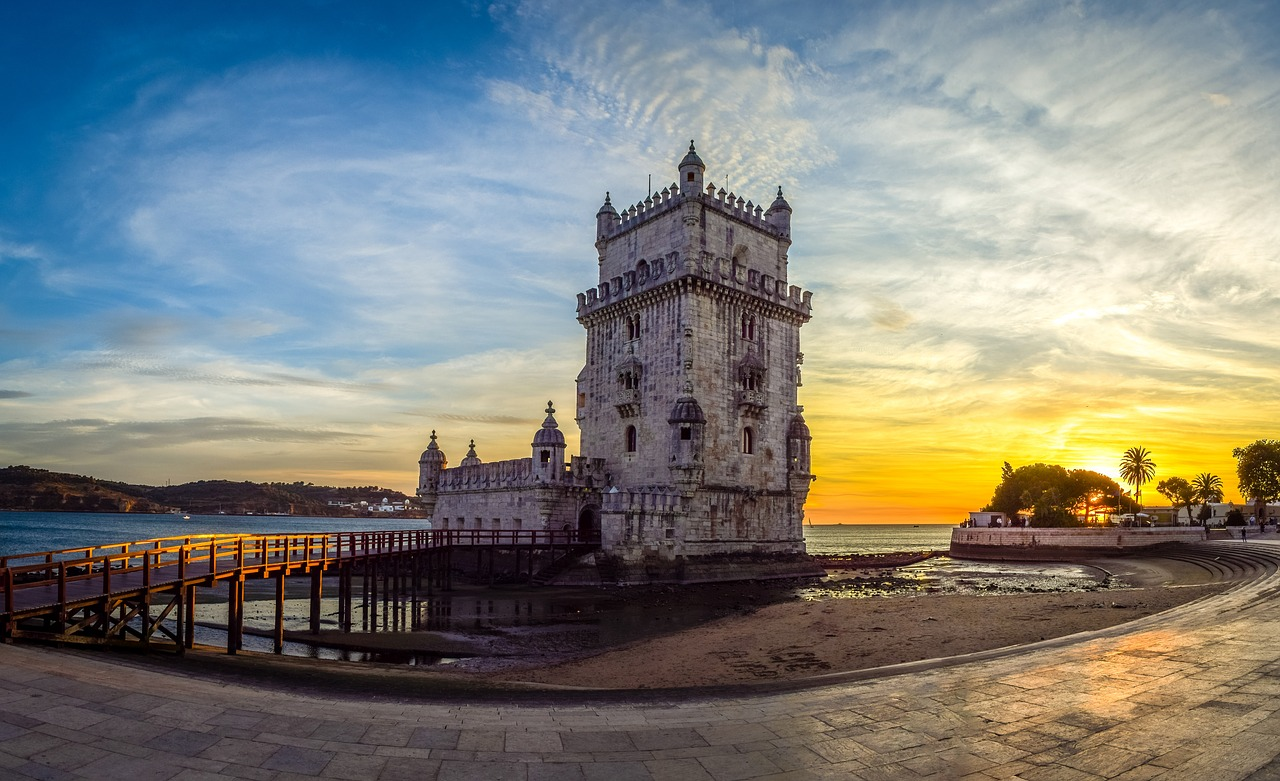 Belem Tower Lizbon Portugal
