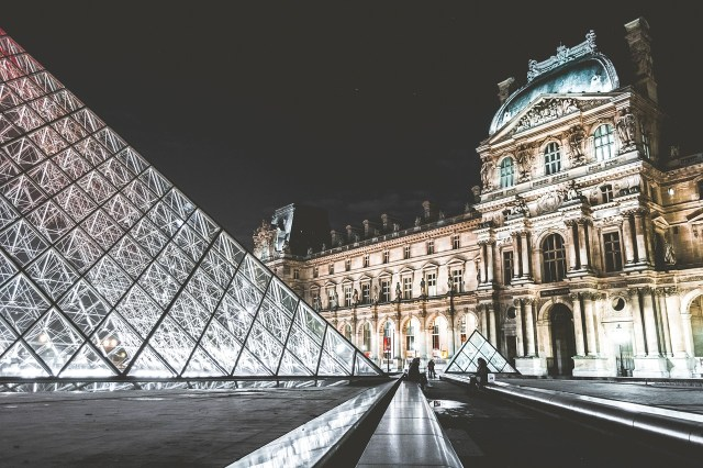 Louvre Müze Paris