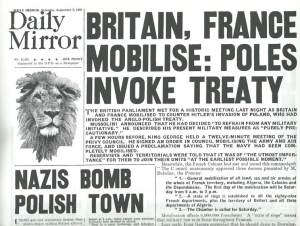 daily mirror britain france mobilise poles invoke treaty