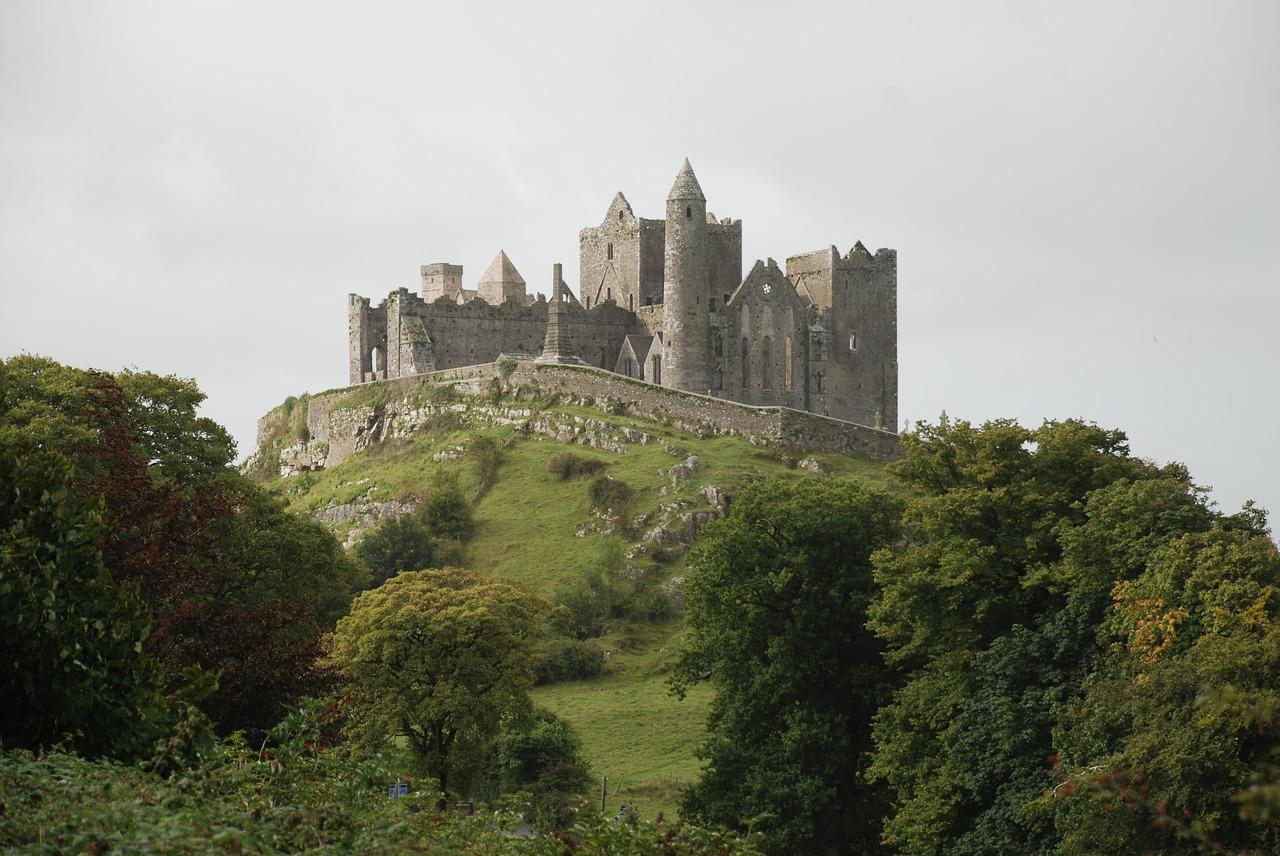 Rock Of Cashel Tipperary Ireland Castle