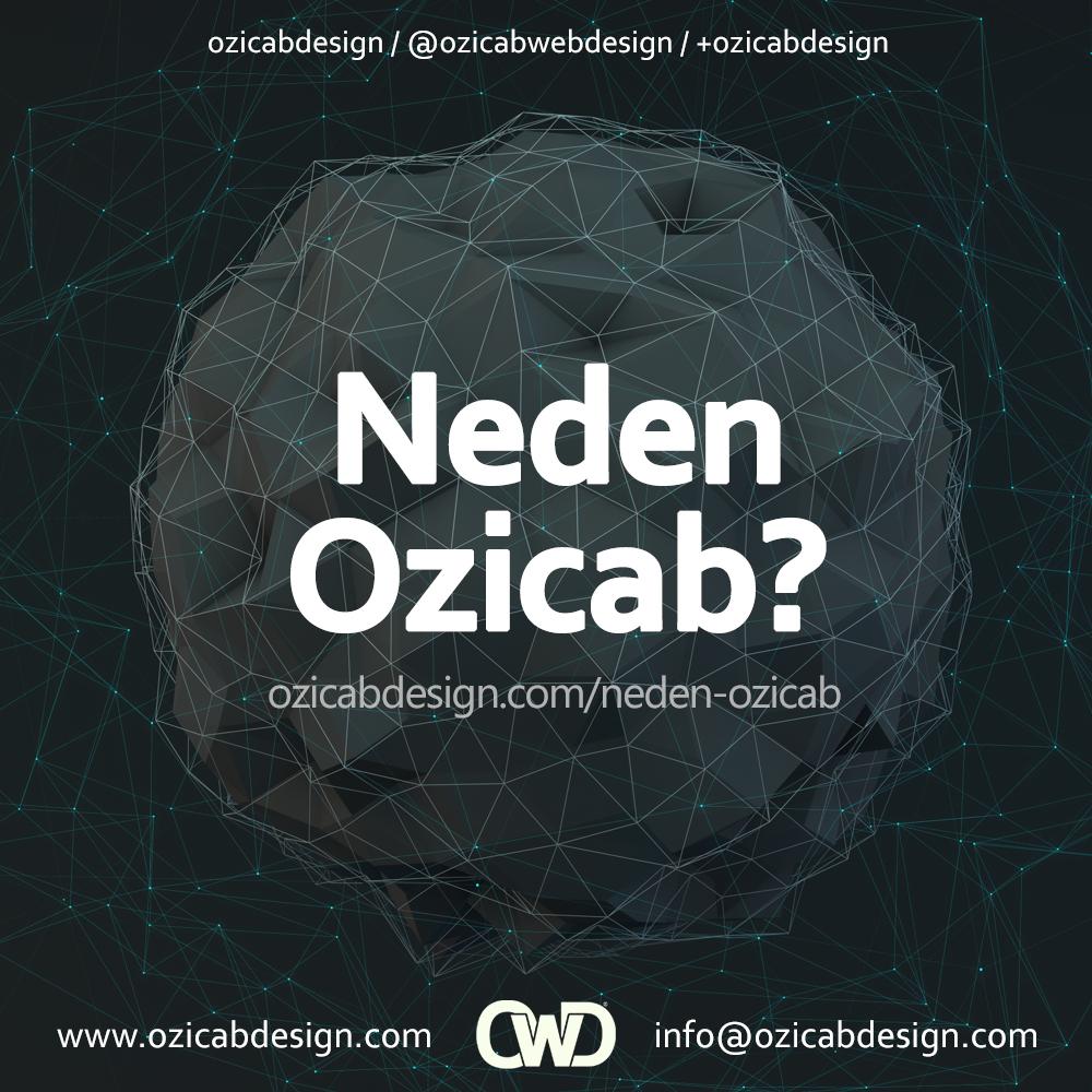 #NedenOzicab Hashtagına Tweetle Kazan!