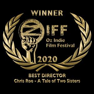 Best Director Award Chris Roe