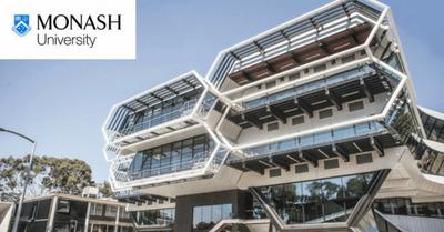 Charla con Monash University