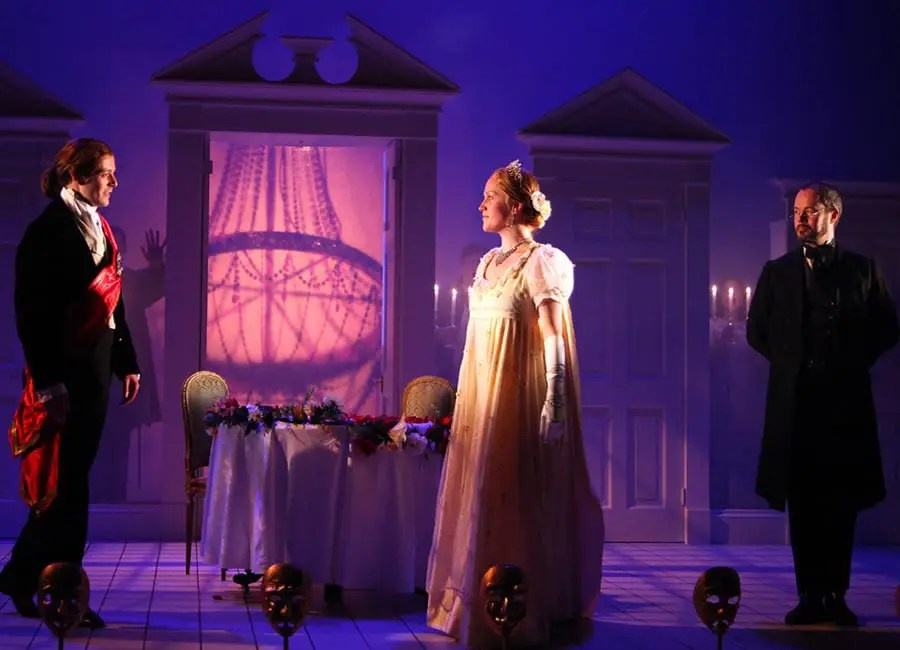 La Cenerentola - Lighting Design