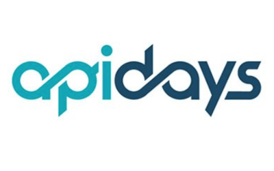 Dynamic Duo Chris Michael and Huw Davies 2 of the 3 Co-Founders of Ozone API take part in apidays live London conference