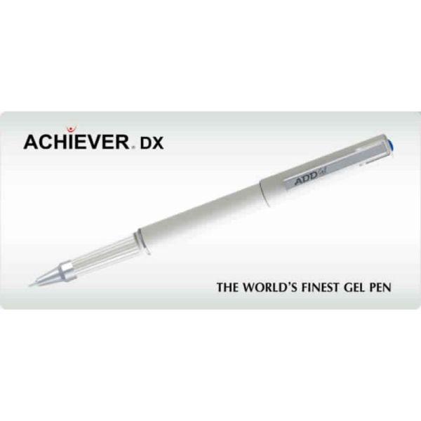 ADD Gel Achiever DX Blue Gel Pen