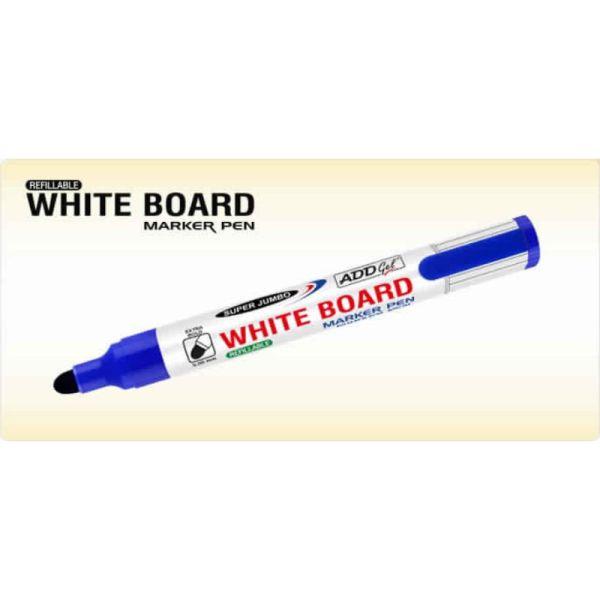 ADD Gel Refillable White Board Marker