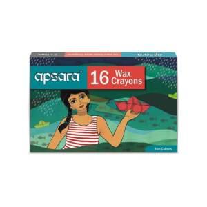 Apsara 16 Twinkle Crayons