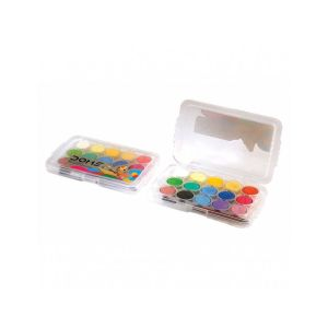 Doms 15 Shades Watercolour Cakes 15mm