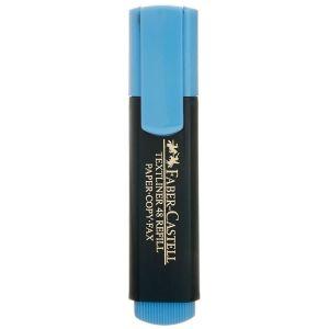 Faber Castell Textliner Blue - Pack of 10
