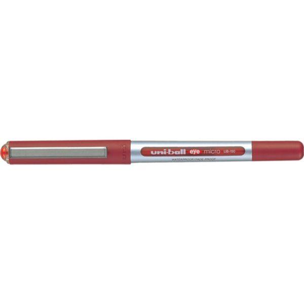 Uniball Eye UB 150 Red Roller Pen