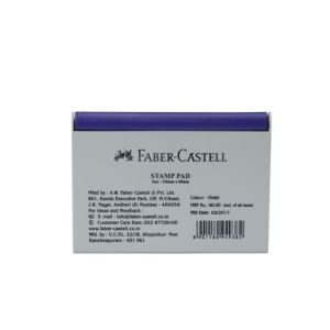 Faber Castell Stamp Pad (M) Green