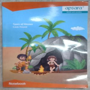 Apsara Math notebook 100 pages