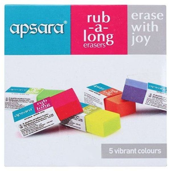 Apsara Rub-a-Long Big Eraser