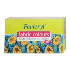 Fevicryl Fabric Colour Kit 150ml