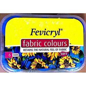Fevicryl Fabric Colour Kit 60ml