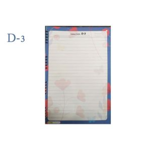 Lotus A4 Designer Colour Sheet's (D-3)