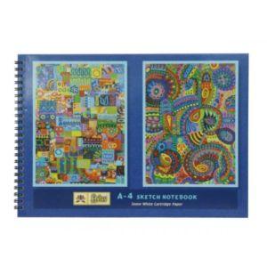 Lotus Sketch Note Book (A4)