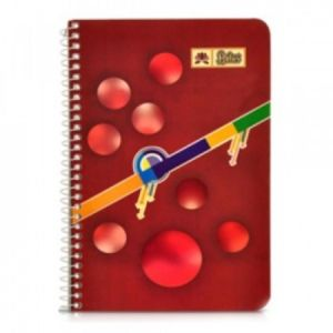 Lotus Spiral (6 Subject) Note Book (1/12) (3)