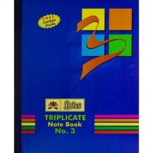 Lotus Triplicate Book (1/4) (3)