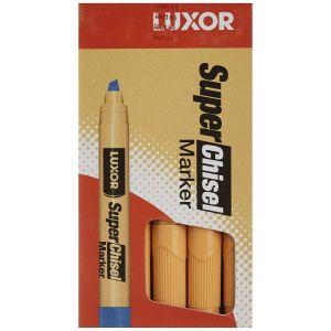 Luxor Orange Super Chisel Marker