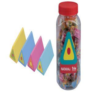Nataraj Trio Cheerful Eraser
