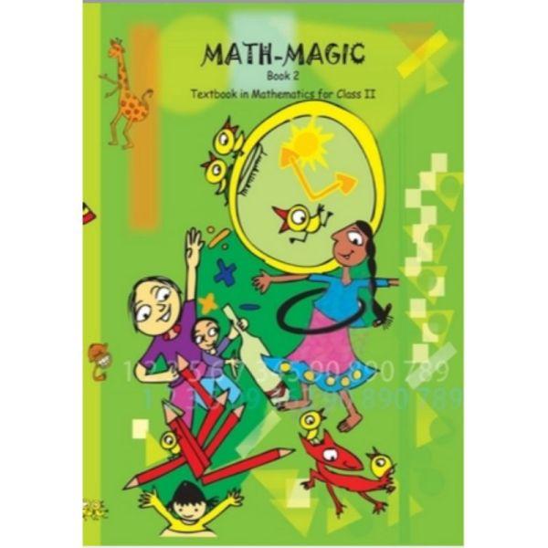 Math magic book 2