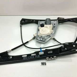 Front Left Driver Door Window Regulator W Motor OEM 01-07 Mercedes Benz C-class W203 Sedan