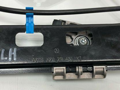 Front Left Driver Door Window Regulator W Motor OEM 01-07 Mercedes Benz C-class W203 Sedan
