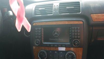 Command Head Unit Navigation Radio CD Player 06-08 Mercedes W251 R500 R350 OEM