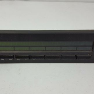 2001-2006 BMW X5 Radio Stereo Display 65826914606 OEM