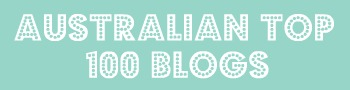 Australian Top 100 Blogs