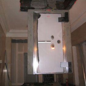tricky safe installation