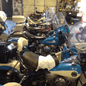 Rare Vintage Motorcycles